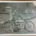 1892 WWI Photo 3190 V Sylvander