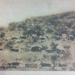 1896 WWI postcard Dug outs at Anzac Cove (Dardandells)