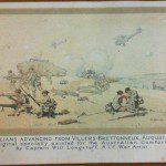 1897D WWI Xmas Card