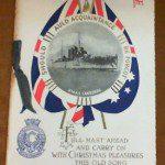 HMAS Canberra Christmas Card
