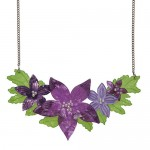 Erstwilder_Gloriosa_Bluebell_Necklace_Purple_Front